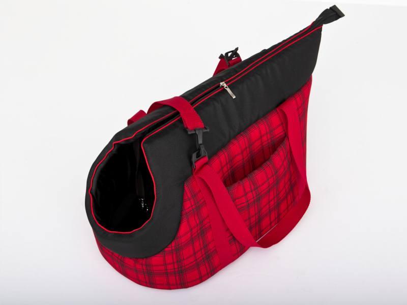 Hundetrgetasche, borsa per il trasporto RED VERIFICA